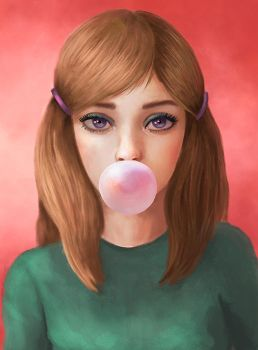Bubble by Sirinne