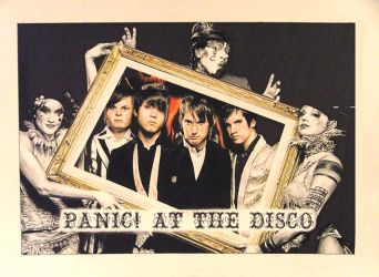Panic At The Disco by Bombay