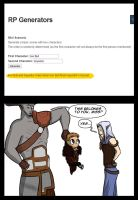 Dragon Age Comic - Lost pet by YukiSamui