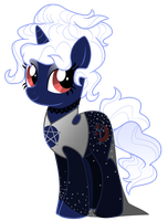 Silver Lining at the Gala by LostInTheTrees