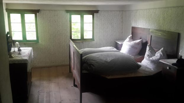 At the Farmhouse Museum (Bedroom) by Pit7