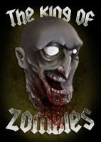 THE KING OF ZOMBIES by amota