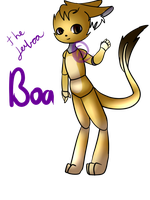 Boa by pokemonfnaf1