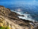 Il Mare a Nervi by ChemaIllustration