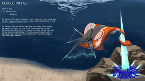 Conductor Fish by Dingbat1991