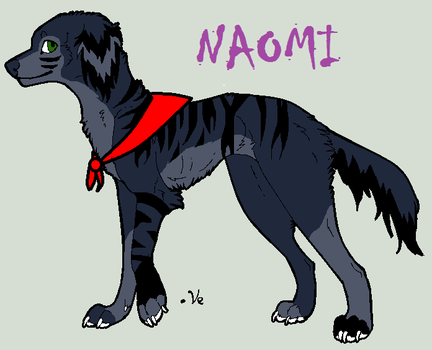 Naomi-Profile by TheSheeranKennel