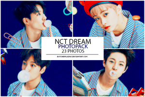 NCT Dream - photopack #01 by butcherplains
