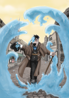 Watery industrialist by SalmaRU
