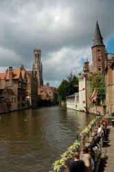 In Brugge by dacul