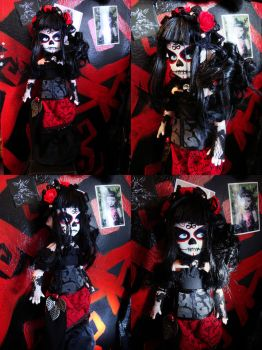 Handmade Living Dead Doll outfit #4 by neoshiki