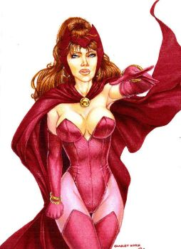 Scarlet Witch 2011 by Dangerous-Beauty778