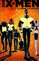 NEW X-MEN 1 by DCTrad