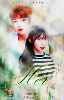 Her  [Wattpad Book Cover] by xiumeensfansseu