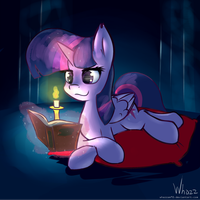 Speedpaint #2 - Twilight Sparkle by Whazzam95