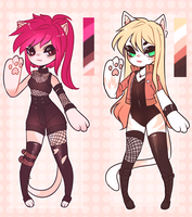 set adopts cats- OPEN by Kochll