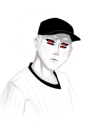 What do The Batter's eyes look like? by darocoth