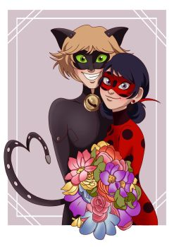 Some Ladynoir for the soul by urbangurl123