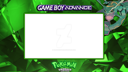 Pkmn Emerald Layout by BrandyKoopa92