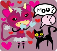 Moo by lovecliche