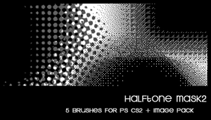 Halftone mask 2 by deviantales