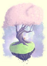 My tree by mairimart
