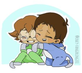 Baby Paladins (Voltron) by crazy-fangirling101