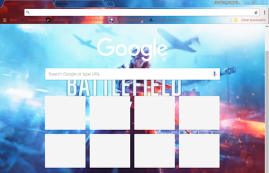 Battlefield V Chrome Theme by CRYPT1CPH4ANT0M