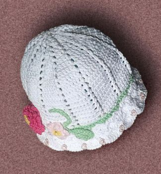 Toddler Hat White by mytiko-chan-is-back