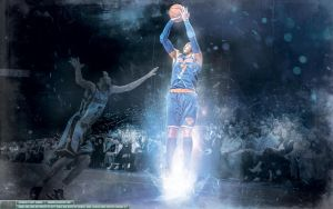 Carmelo Anthony HD Wallpaper by Sanoinoi