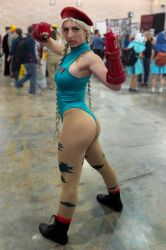 Cammy by ChillaPhoto