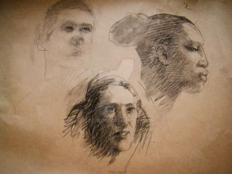 Studies by alegreghi