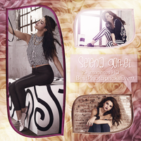 Photopack 840 - Selena Gomez by southsidepngs