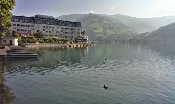 Grand Hotel Zell am See by TOneil