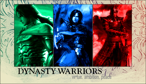 Dynasty Warriors by SheaButter