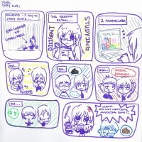 Culturally's ComicBanza #2 Distractions by NAD-LifeOfficial