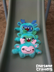 more little monsters by Miss-Glitter
