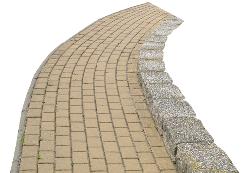 Sidewalk PNG by SuicideOmen