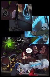 Issue #2 pg. 13 by RotAngel