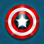 Captain America's Shield by blue2x
