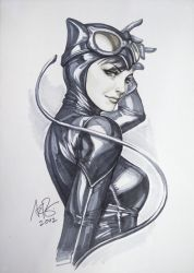 Catwoman Orginal1 by Artgerm
