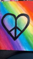 love peace  by TaitGallery