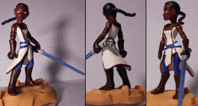 Adara Disney Infinity Custom Figure by CrimsBacon