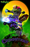 The Creepsters: The Grave Digger by JWraith