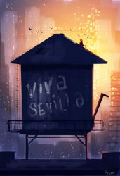 Viva Sevilla by PascalCampion