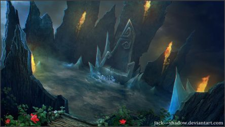 The Frozen Throne by Jack---Shadow