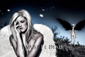 Angels Break Hearts Too by IMustBeDead