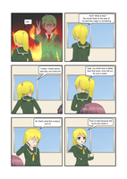 Adventures in Comipo Ch. 2 P. 4 by Tinker-Jet