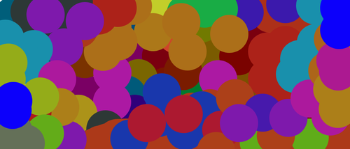 Circles or A Ball Pit by Lightheart56