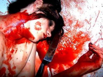 bloody valentine by bloodytearscrying