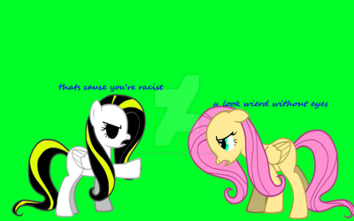 my M6 the original M6 (flutter and fluttershy) by theshadowpony357